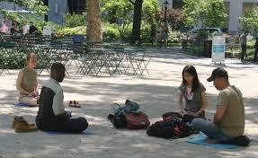 How to De-Stress: A Moment of Meditation